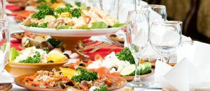 Catering en Los Olivos